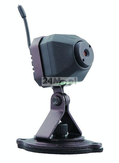 Mikrokamera bezprzewodowa, kolor, audio