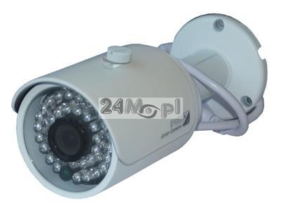 Kamera ALL in ONE - pełna kompatybilność z trybami AHD, CVI, TVI i analogowym, przetwornik SONY, rozdzielczość FULL HD, 36 diod IR, szczelna obudowa [IP 66]