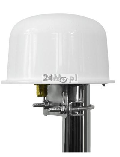 Antena dookólna 14 dB 2.4 GHz z przewodem 5 metrów
