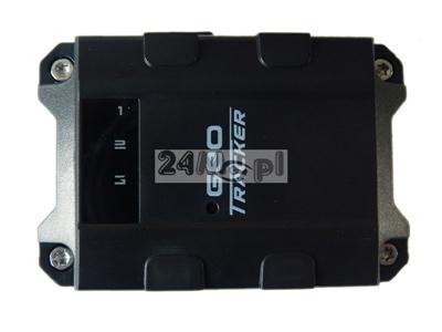 Tracker/logger/lokalizator GPS z opcją śledzenie pojazdu ONLINE - bezpłatny abonament!