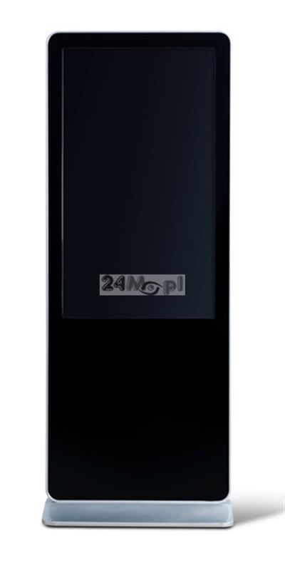 Kiosk multimedialny z ekranem dotykowym FULL HD 47 - program do prezentacji 3D oraz inne funkcjonalności w cenie!