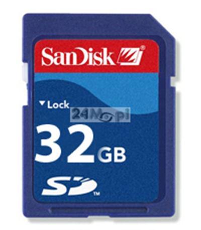 Karta SD 32 GB
