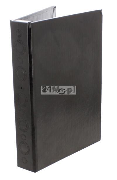 Cyfrowa kamera FULL HD ukryta w książce idealna do monitoringu szpiegowskiego - czujnik PIR, tryb nocny, wbudowany akumulator [nawet do 2 lat pracy w trybie czuwania], szeroki kąt