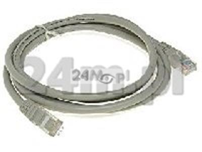 Kabel skrętka UTP z końcówkami 1m