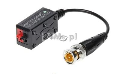 Transmiter video [pasywny] na skrętkę - model dedykowany do kamer AHD