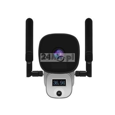 Kamera termowizyjna do pomoaru temperatury osób - idealne rozwiązanie do firm i instytucji - rozdzielczość FULL HD, wbudowany akumulator, WiFi, funkcja TALKBACK